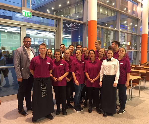 Personal aus Mönchengladbach und Düsseldorf